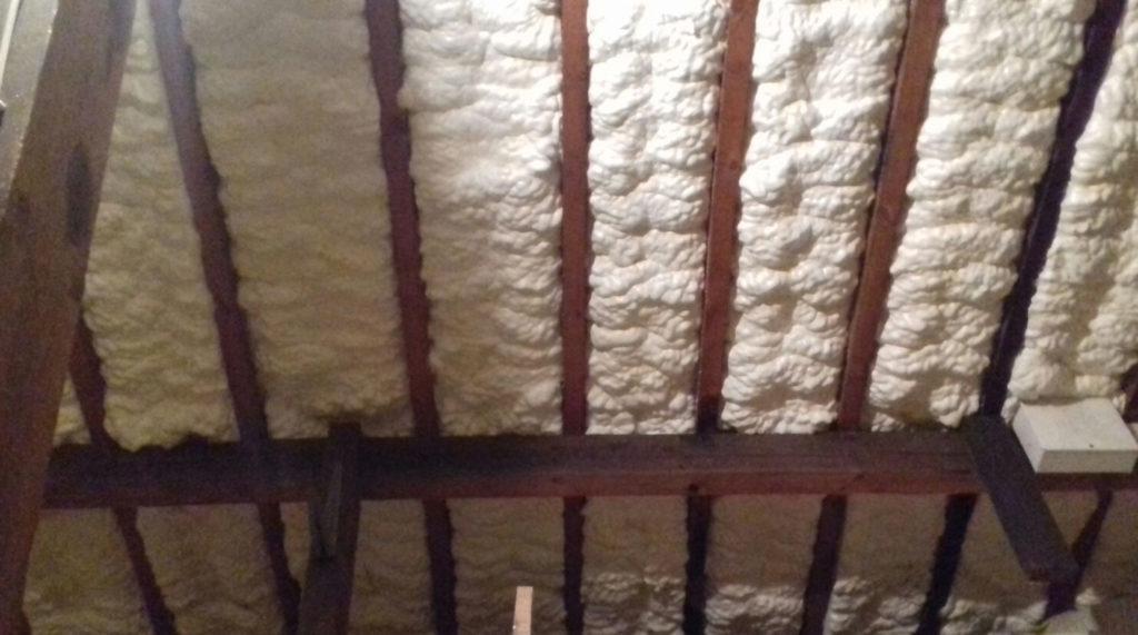 residential icynene insulation