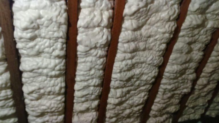 Residential Icynene Spray Foam Insulation Mass Foam Systems