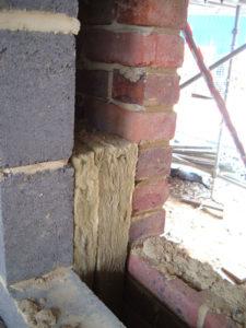 cavity wall fibreglass insulation instead of spray foam insulation