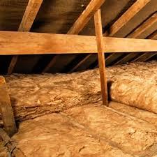Earthwool in loft